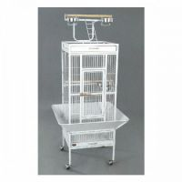 Kazdani Bird cage (white)