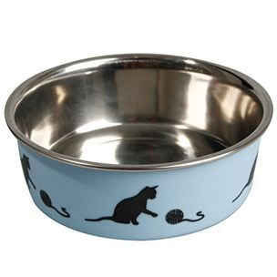 Flamingo Bella Kena Cat Bowl