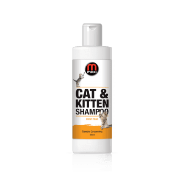 BEAPHAR CAT & KITTEN SHAMPOO CRISP PEAR 250ML