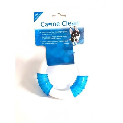 CHOMPER SINGLE NYLON RING WITH TPR - BLUE