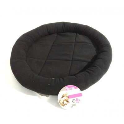 PAW PALS CAT CUSHION SMALL BLACK (PCA614)