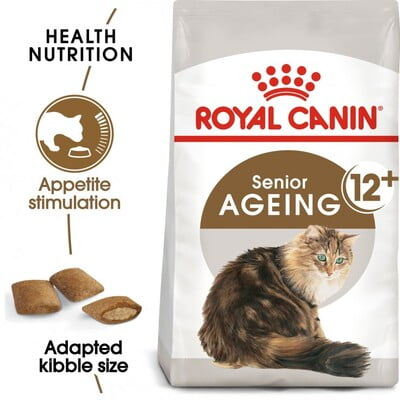 Royal Canin Feline Health Nutrition Ageing +12 Years 2KG