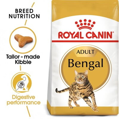 Royal Canin Feline Breed Nutrition Bengal 2KG