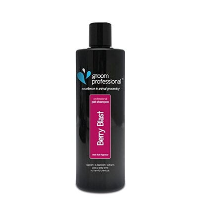 GROOM PROFESSIONAL BERRY BLAST SHAMPOO 450ML : 842084