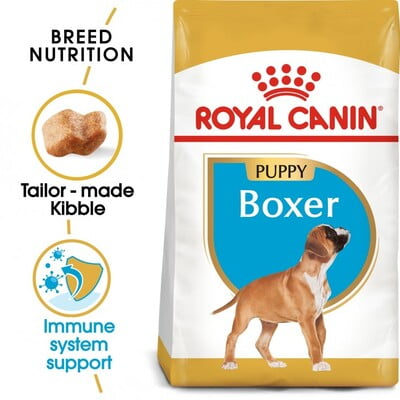 Royal Canin Breed Health Nutrition Boxer Puppy 3KG