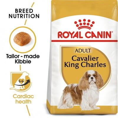 Royal Canin Breed Health Nutrition Cavalier King Charles Adult 1.5KG