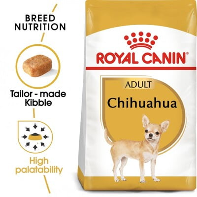 Royal Canin Breed Health Nutrition Chihuahua Adult 1.5KG
