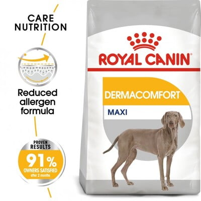 Royal Canin Canine Care Nutrition Maxi Dermacomfort 10KG
