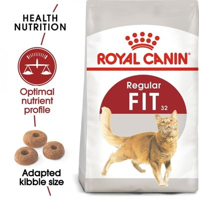 Royal Canin Feline Health Nutrition Fit 32- 400G