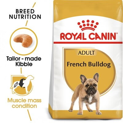 Royal Canin Breed Health Nutrition French Building Adult 3KG