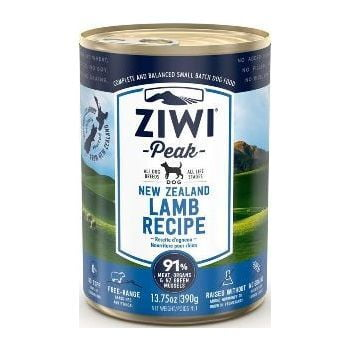 ZiwiPeak Dog Tin Lamb 390G (Wet Food)