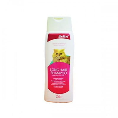 BIOLINE LONG HAIR SHAMPOO CAT