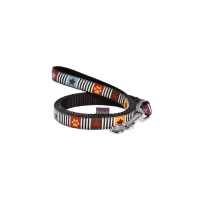 BOBBY MUSIQUE LEASH - BROWN