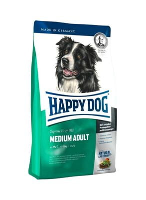 Happy Dog Supreme Fit & Well Medium Adult - 12.5KG