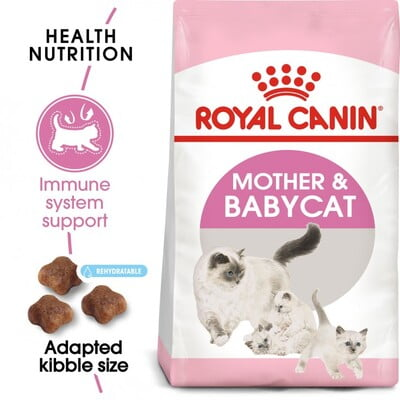 Royal Canin Feline Health Nutrition Mother And BabyCat 400G