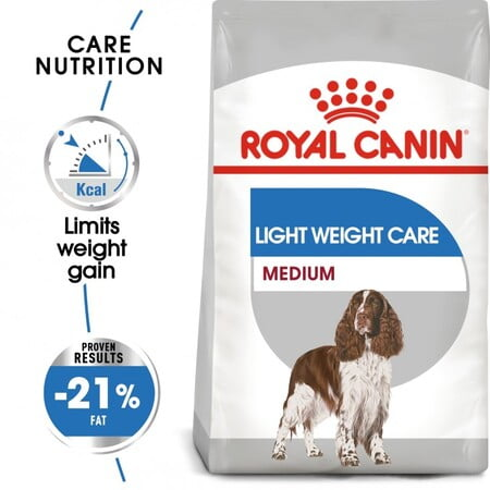 Royal Canin Canine Care Nutrition Medium Light weight care