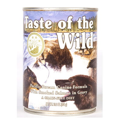 Taste Of The Wild Pacific Stream Canine 375G(Wet Food)
