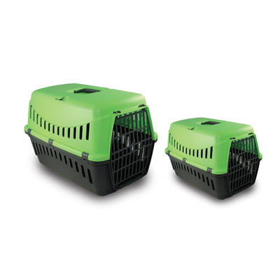 MP BERGAMO TRAVEL CRATE Transportino Gipsy Small Plastic Door