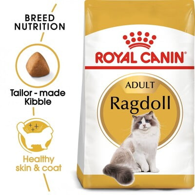 Royal Canin Feline Breed Nutrition Ragdoll 2KG