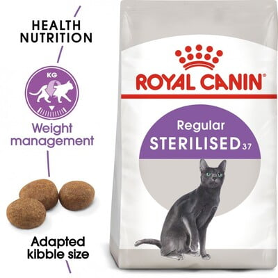 Royal Canin Feline Health Nutrition Sterilised 400G