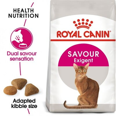 Royal Canin Feline Health Nutrition Exigent 4KG