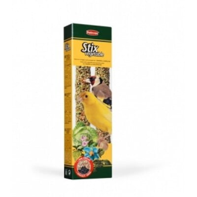 STIX VEGETABLE CANARINI 60gm BIRD FOOD