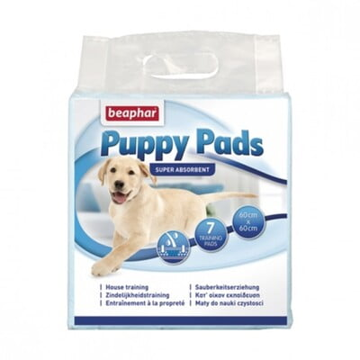 BEAPHAR PUPPY PADS PACK OF 7