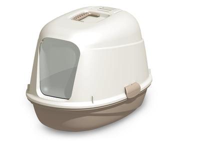 MP BERGAMO TOILET PRETTY MIX (CAT LITTER BOX)