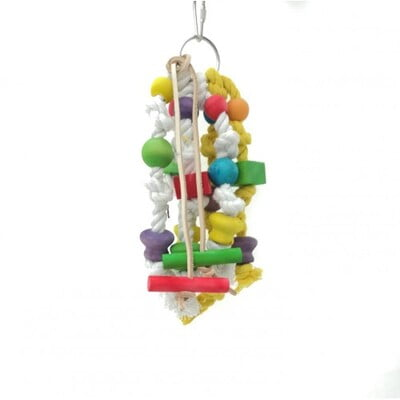 PADO HANGING TOY FOR BIG PARROTS 10