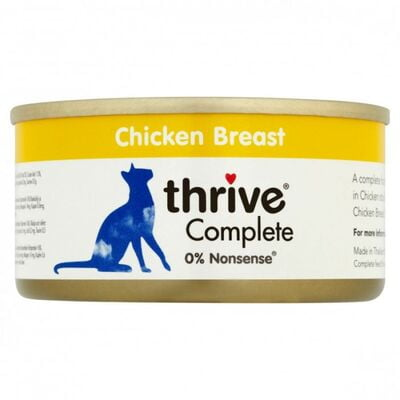 Thrive Cat Chicken Wet Food 75G