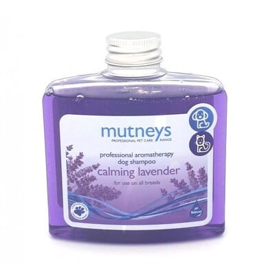 MUTNEYS CALMING LAVENDER SHAMPOO 250ML