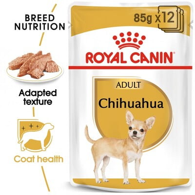 Royal Canin Wet Food-BHN Chihuahua 12x85G(pouches)