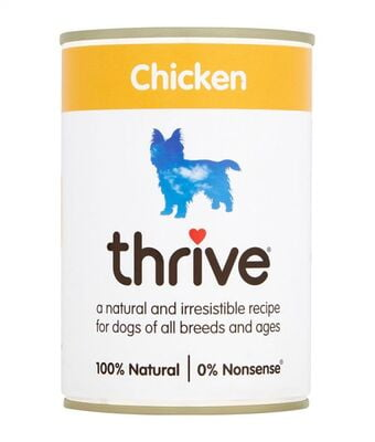 Thrive Complete Dog Chicken Wet Food 400G