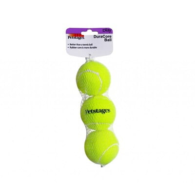 Pet Stages Duracore Ball 3pk