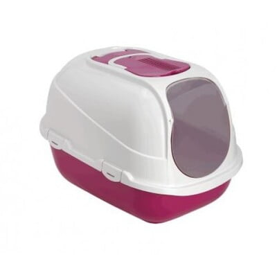 MODERNA MEGACOMFY CAT TOILET- XL PINK (C270)