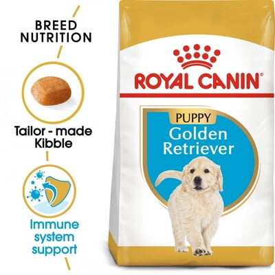 Royal Canin Breed Health Nutrition Golden Retriever Puppy 12KG