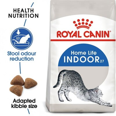 Royal Canin Feline Health Nutrition Indoor 400G