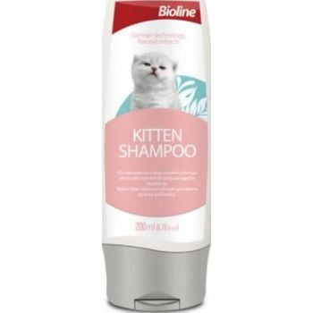 BIOLINE KITTEN SHAMPOO 200ML