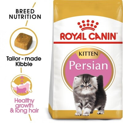 Royal Canin  Breed Nutrition Kitten Persian 2KG