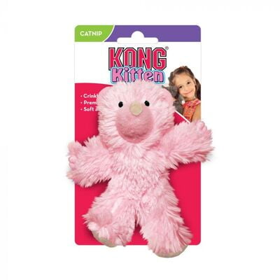 Kong Kitten Toy Teddy Bear