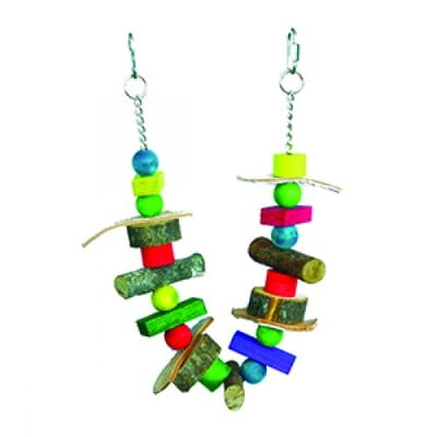 PADO BIRD TOY NATURAL AND CLEAN 0245
