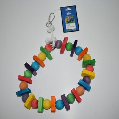 PADO BIRD TOY NATURAL AND CLEAN ROUND TYPE