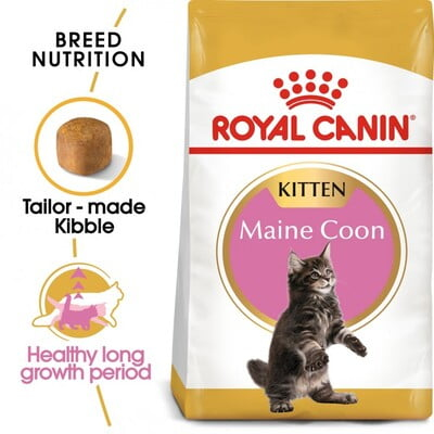 Royal Canin Feline Breed Nutrition Maine Coon Kitten 2KG