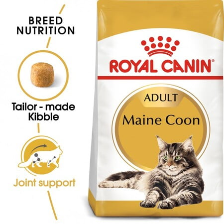 Royal Canin Feline Breed Nutrition Maine Coon 2KG
