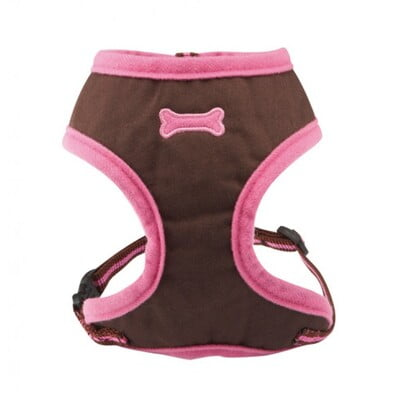 BOBBY ARLEQUIN FANCY HARNESS - MAROON