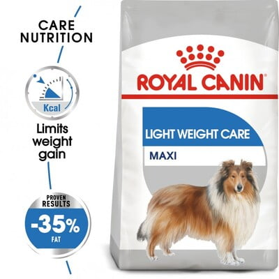 Royal Canin Canine Care Nutrition Maxi Light Weight Care 10KG