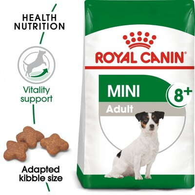 Royal Canin Size Health Nutrition Mini Adult 8+ 2KG
