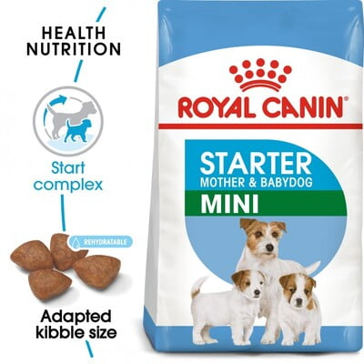 Royal Canin Size Health Nutrition Mini Starter 1 KG