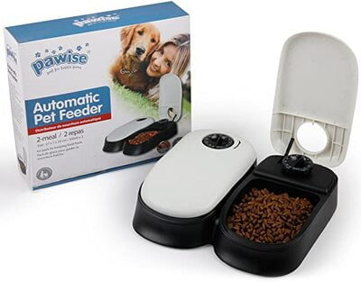 Pawise Automatic Pet Feeder