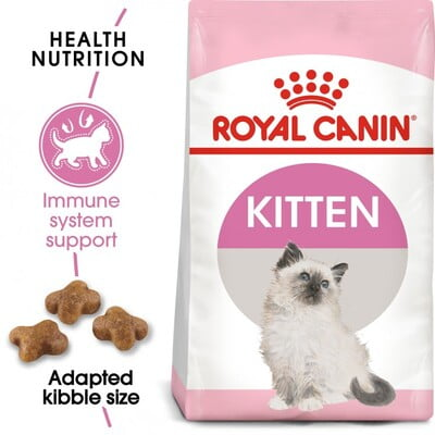 FELINE HEALTH NUTRITION KITTEN 10 KG